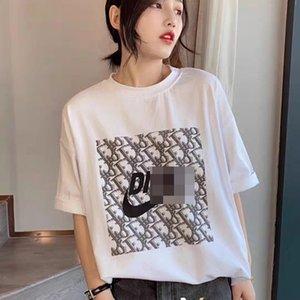20SS Marca Designer T Shirt Mens T Shirt Mulheres Tees Oversize Luxo manga curta Moda Streetwear Designer Tees Hoodie Hiphop 20050801L