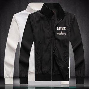 Vlone revestimento de alta qualidade laranja Vlone Denim Mens Designer Jackets magro Magro Fragmento Fahsion Denim Jacket Casacos de inverno M-3XL