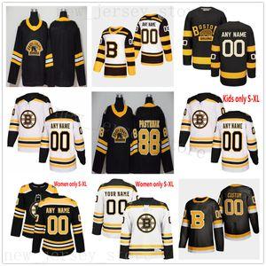 Custom Boston Bruins Hockey Jerseys Man Women Youth Kids 8 Cam Neely 46 David Krejci 47 Torey Krug 73 Charlie Mcavoy 74 Jake DeBrusk Jerseys