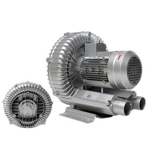 Alta industrial Vortex Pressão Bomba de vácuo seco ventilador de ar para a máquina industrial