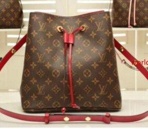 M44022 Cowhide Bag 3020 Totes Handbags Top Handles Boston Cross Body Messenger Shoulder Bags
