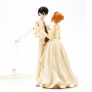 Bridgegroom невеста вариант фигурку 1/8 масштаб окрашены рисунок свадебная сцена Вер. Тело ПВХ рисунок игрушка Brinquedos аниме