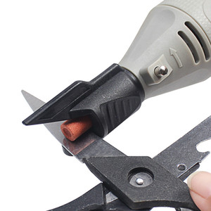 Mini Broca Acessórios Set Saw Sharpening Adaptador de Adaptador de Broca Adaptador de Perfuração Para Dremel Drill Rotary Power Tools
