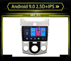 2.5d + ips android 9.0 auto dvd radio multimedia player gps navigator für kia forte cerato 2008-2012 manuelle luft audio keine dvd