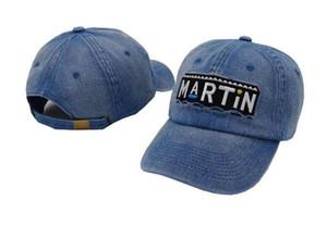 مارتن تظهر قبعة بيسبول ريترو أبي هات دريك أوج 90S X Logo
