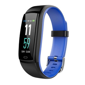 Y9 Smart Bracelet Blood Pressure Heart Rate Monitor Fitness Tracker Smart Wristwatch Waterproof Passometer Smart Watch For iPhone Android