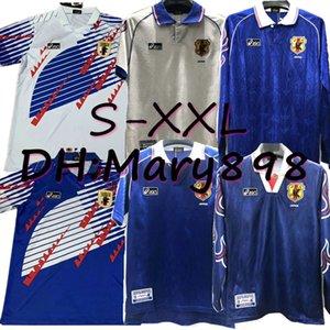 Süper kaliteli Japonya futbol forması Jersey 1994 1998 1999 2001 2006 Tayland üst fanlar kaliteli Retro futbol üniforma eşofman 14 Stil