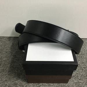 2020 mens cinturones con caja correas de las mujeres grande grande Sbelt hebilla del cinturón para los hombres de cuero de moda de mujer correa de las señoras cintura