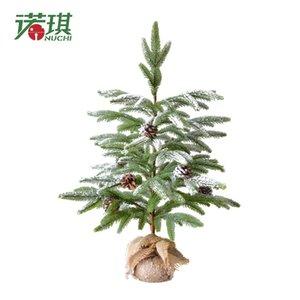 Kar akın Yılbaşı Ağacı Dekorasyon Masaüstü OrnamentsLiterary akın Sedir Dekorasyon Falling uchi Pine Cone Kar