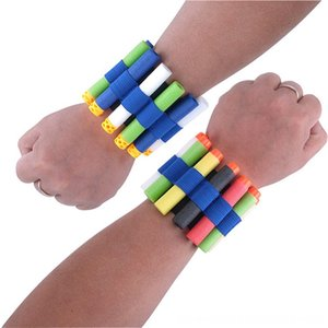 HIINST Funny Vest Other Toys Quick Reload Clips Foam Wristband Bracelet for Nerf NStrike Elite Series Kids Toy Fun Learn AA dropship