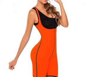 Shapers de diseño color sólido de cuello u deportes para mujer Shapers rápida Sudoración Las hembras Mono Dentro Fuera de las mujeres