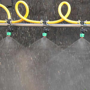 Agricultura aerosol Boquilla antigoteo Agricultura Abanico plano Boquilla plana 110degree del ventilador del aerosol de agua