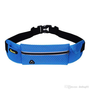 Crary2019 Many Colors Choose Waterproof Min Running Sport Waist Fanny Pack Celular Belt Men And Ladies Bum Bag