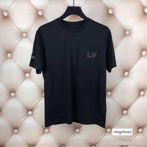 2019 mens progettista magliette pazzi gli uomini della maglietta Nascondere T-shirt girocollo Rife supera i T