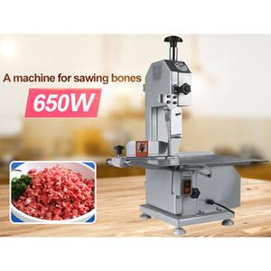 macchina osso sega elettrica commerciale costole in acciaio inox da taglio macchina multi-funzione congelata carne / pesce / ossa taglierina