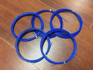 badminton racket string model 99 5 pezzi / lotto