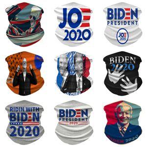 2020 Otoño Invierno Nueva Biden Máscara diseñador de gama alta de la Seda regalo Biden Máscara Mantón cuatro estaciones Super Cara Biden raso máscara # 194