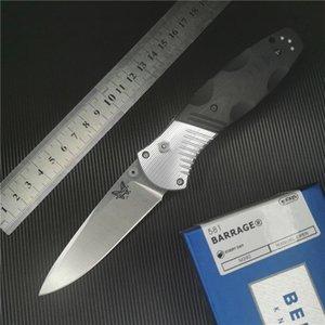 Benchmade BM581 automática Tactical fixo lâmina Folding facas Benchmade Abertura Rápida Axl pasta Outdoor Camping EDC borboleta faca