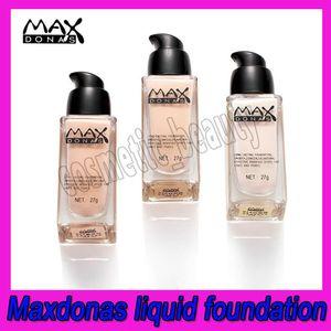 2019 Косметика для лица Maxdonas на заказ шелк мягкая увлажняющая жидкая основа увлажняющий консилер изолированный длительный крем для основы