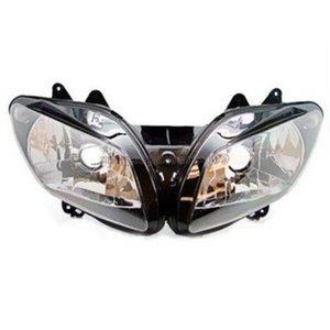Motorrad-Scheinwerfer-Kopf-Lampen-Montage für Yamaha YZFR1 YZF1000 2002 -2003