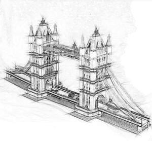 LELE CREATOR 30001 4295pcs Fit 17004 World Famous architecture London Tower Bridge Créateur Building Blocks bricoleur Jouets 10214