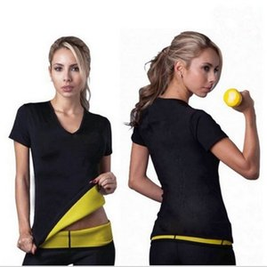 sWwl9 Women's sports body shaping short-sleeved suit clothes sweat-breaking self-heating Women's sports body shaping short-sleeved yoga Yoga