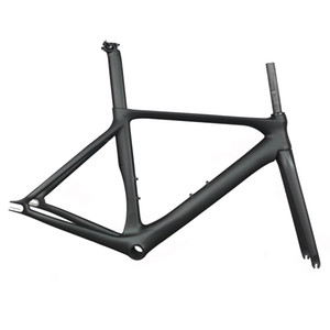 2019 new full carbon track frame Carbon Track Bike Frameset with Fork seatpost road carbon frames fixed gear bike frameset FM269
