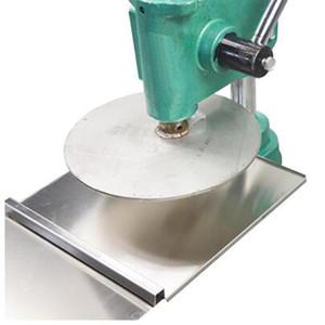 Doméstico Pizza massa de pastelaria manual de pizza máquina de conformação