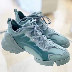 casual shoes 2020 women designer sandals popular haze blue Sneakers lace-up Outdoor Shoes Schuhe chaussures pour femmes size 35-40(EU4-EU9)