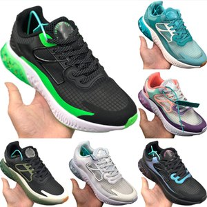 2020 Joyride Run Racer Ice Silk Running Shoes Original Joyride Run Racer React Shield and Zoom Air Built-in Particle Jogger Shoes