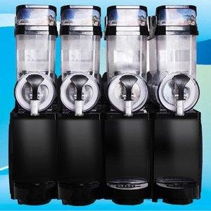 Горячий продавать CE Certified Commercial Desktop Snow Melt Четыре цилиндра сок льстец машина Энергосбережение и быстро