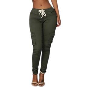 Candy Colors Elastic Skinny Sexy Jeans Lápis Para Mulheres Leggings Jeans Womens Skinny Alta Qualidade Denim Calças Femininos-Seção