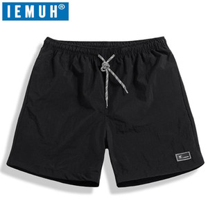 New Mens Swim Shorts Swimwear Trunks Beach Board Shorts Swimming Short Pants Swimsuits Mens Running Sports Surffing shorts