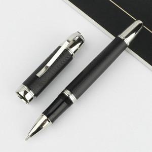 Toptan en kaliteli moda m büyük yazar jules verne rollerball kalem siyah-kırmızı-mavi sınırlı tasarım marka okul ofis malzemeleri