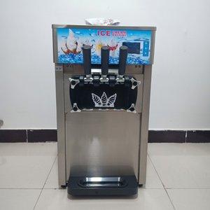 Ice Cream macchina desktop Con l'inglese operativo Ice Cream Sistema Making Machine per il latte Tea Shop morbide Gelatieri