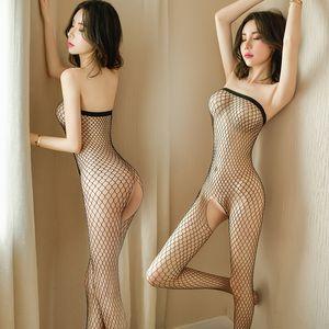 Mujer atractiva de la ropa interior de la ropa interior de lujo de la ropa interior transparente atractiva diseñador de interiores de la ropa interior de lujo para mujer de lujo Collant Sexuais
