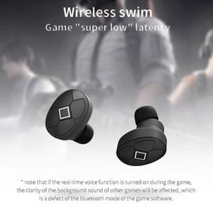 Mini auriculares Auriculares inalámbricos Bluetooth para Android iPhone Auricular Bluetooth v5.0 auriculares en la oreja los auriculares auriculares venta caliente TWS V5