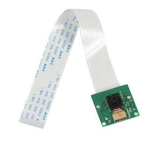 Replacement Parts Camera Modules VODOOL 5 MP Camera Board Module 1080P+15cm Cable OV5647 Webcam Compatible for Raspberry Pi 3 Model B+
