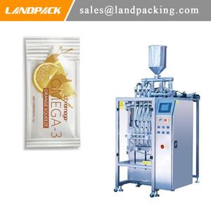 Le jus d'orange multi Lane jus liquide sachet d'emballage de la machine Tubulaire Vertical Seal Machine Factory vente directe