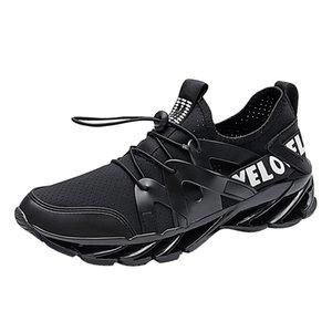 SAGACE 2020 yeni listeleme erkek spor ayakkabıları rahat moda nefes kaymaz yumuşak alt rahat spor ayakkabıları