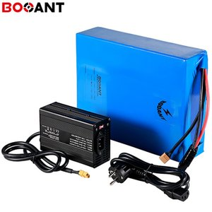 Batteria ricaricabile per scooter 72v 57.8ah per batteria LG 18650 cellulare 20S 17P 72v bici elettrica per potente motore 3000w 5000w 7000w