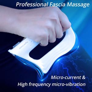 Miofasciale Hyperblade Massager elettrico Fisioterapia Microcurrent ESNM Fascia pellicola dell'involucro Impact muscolare profondo Relax Massage Stick