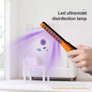 휴대용 UV 소독 빛 홈 휴대용 살균 강력한 살균 램프 휴대용 유아 속옷 소독 스틱