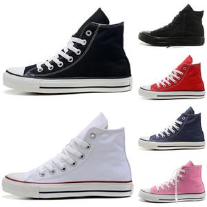 Converse Ucuz tasarımcı Kanvas ayakkabılar paten sneakers erkekler kadınlar en kaliteli 1970 s siyah beyaz lacivert kırmızı klasik rahat kaykay ayakkabı üzerinde kayma