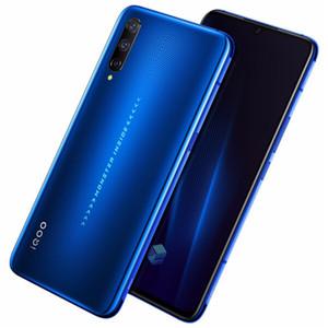 4G d'origine Vivo iQOO Pro LTE Cell Phone 12Go RAM 128Go ROM Snapdragon 855 plus Octa Android de base 6,41 pouces 48MP ID d'empreinte Téléphone mobile
