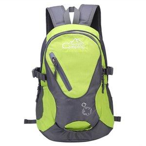 Unisex Outdoor Sports Backpack Crianças Lazer sacos Caminhadas fitness campismo Escalada Nylon Polyester Casual Backpack