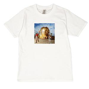 Mode-Hommes Femmes Vêtements Travis Scott Astroworld Tshirt Hip Pop Mode Manches Courtes Designer Tshirt Livraison Gratuite
