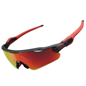 Most Popular EV Pitch Polarized sun glasses women's and men's sport cycling sunglasses Outdoor Riding Eyewear 5 Lens Blike cycling glass