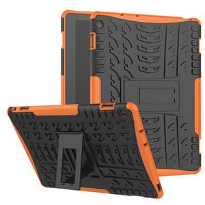 50 pcs Sergeant Anti-Drop Tablet Case para Huawei MediaPad T5 M5 Lite Samsung Tab A S6 T865 Lenovo Tab E7 4 para iPad Case