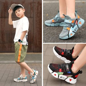 Children's Sports Shoes Casual Breathable Sneakers Boys Comfortable Lightweight Running Mountaineering Outdoor Shoes Trainin